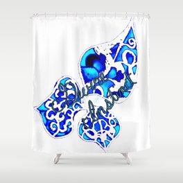 Devine Instinct Shower Curtain