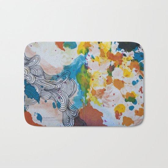 Moleskine #1 Bath Mat