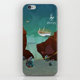 World of Tales iPhone Skin