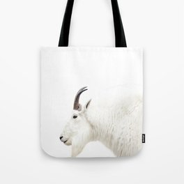 NORDIC MOUNTAIN GOAT Tote Bag