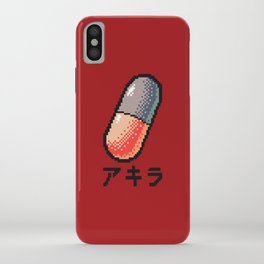 Akira - What a pill ? iPhone Case