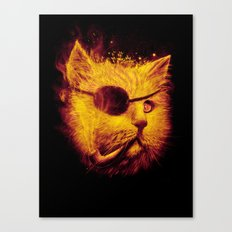 Irie Eye Canvas Print
