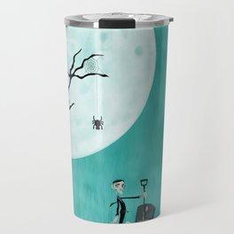Cemetery Travel Mug