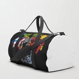 all together avenger s Duffle Bag