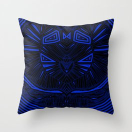Colorandblack series 928 Throw Pillow
