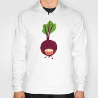 drum Hoodies featuring Beet's drum beat by Picomodi