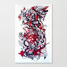 Love City Canvas Print