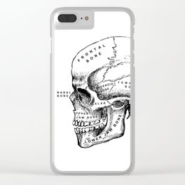 The Medical Patient Clear iPhone Case