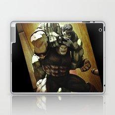 hulk v.s. juggernaut Laptop & iPad Skin