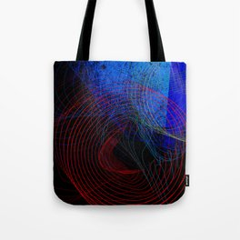 String Theory 03 Tote Bag