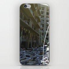 Dereliction iPhone & iPod Skin