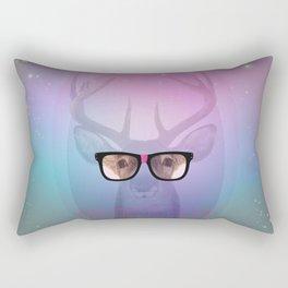 My deer Geek Rectangular Pillow