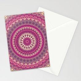 Mandala 444 Stationery Cards