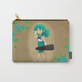 Retro Sailor Neptune Carry-All Pouch