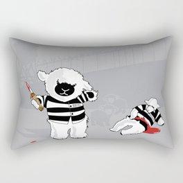 Lamb Shanks Rectangular Pillow