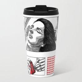 in my feelings Travel Mug