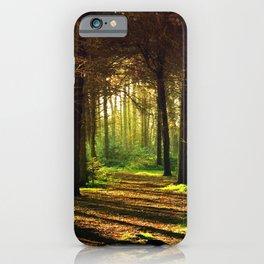 Woodland Tranquility iPhone Case