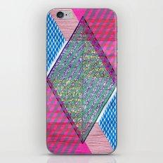 Isometric Harlequin #10 iPhone Skin