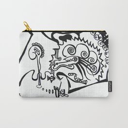 Smoke under water Carry-All Pouch