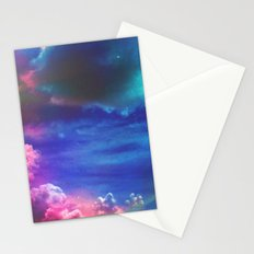 Light Black Stationery Cards