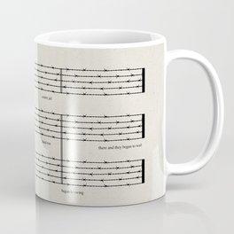 Everybody, let's rock Coffee Mug
