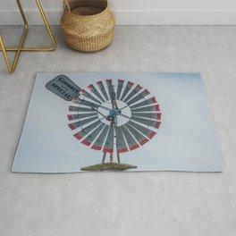 Goodhue Special Windmill by Appleton in Windmill Mecca Batavia Illinois Rug