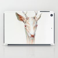 stag iPad Cases featuring Stag by Brandon Keehner