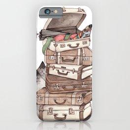 Let's Go Adventuring iPhone Case