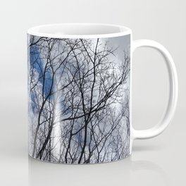 January Skies Coffee Mug