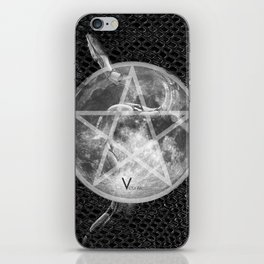 Moon Witch iPhone Skin