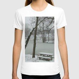 Frozen Lake T-shirt