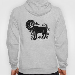 aries zodiac Hoody
