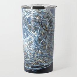 Heart wire Travel Mug