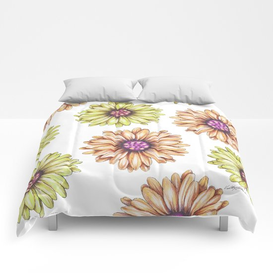 Fun With Daisy- In memory of Mackenzie Comforters