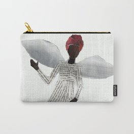 African Angel Carry-All Pouch