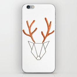 Cerf Origami iPhone Skin