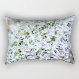Full Trichomes Rectangular Pillow