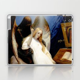 The Angel of Death Laptop & iPad Skin