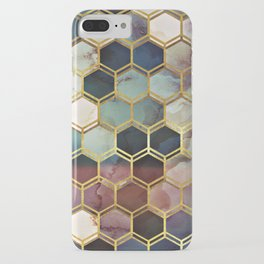 RUGGED MARBLE iPhone Case