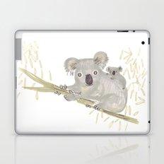 Koala & baby Laptop & iPad Skin