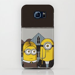 Minion Gothic iPhone Case
