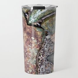 Rock Garden #1 Travel Mug