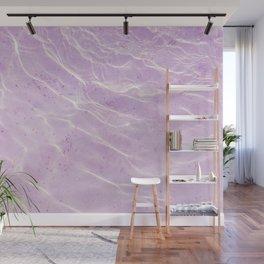 Soft Purple Pink Ocean Dream #1 #water #decor #art #society6 Wall Mural
