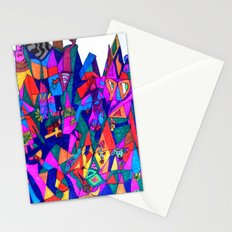 Sanctuary, Temple, Cathedral, in the Moutains Stationery Cards