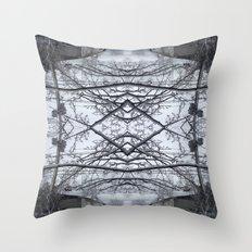 Winter2 Throw Pillow