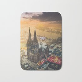 Cologne Cathedral Bath Mat