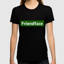 Friendface - The IT Crowd T-shirt