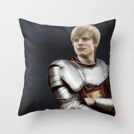 Arthur Pendragon - Once and Future King Throw Pillow
