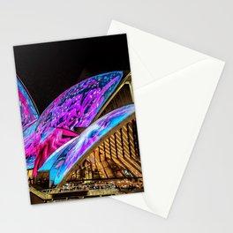 Vivid Festival Sydney (3) Stationery Cards