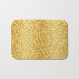 Celtic Warlord gold Bath Mat